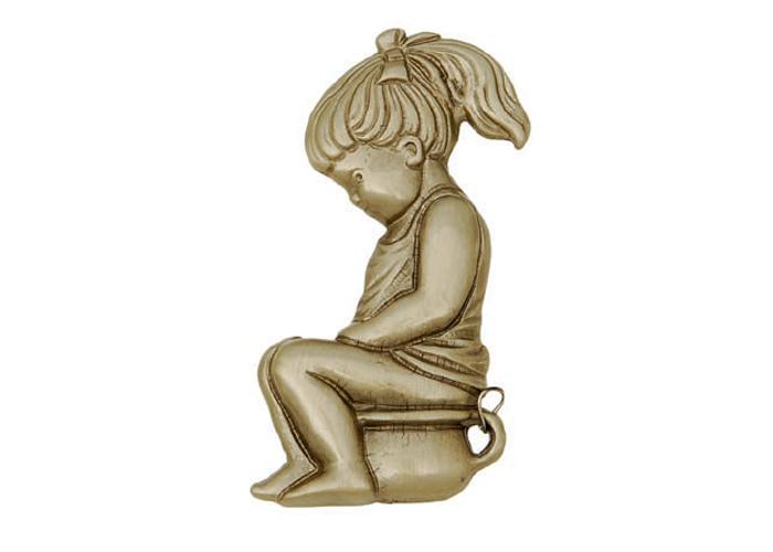 Αξεσουάρ Μπάνιου/ Kοριτσάκι WC