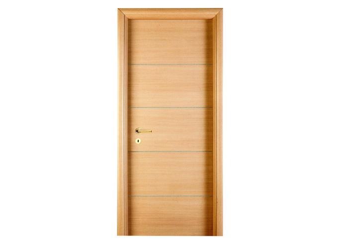Πόρτες Laminate/ Δρυς 4 Inox