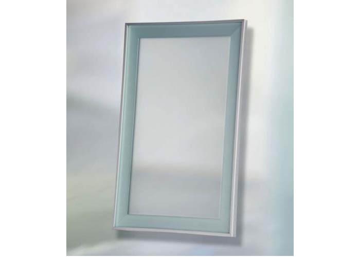 Πλαίσιο Αλουμινίου (45-3mm) Με Τζάμι/LACOBEL
