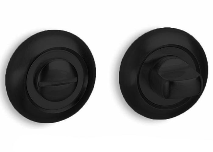 Επιστόμια με Κλείστρο Ασφαλείας WC – Convex 485 σε Ματ Μαύρο