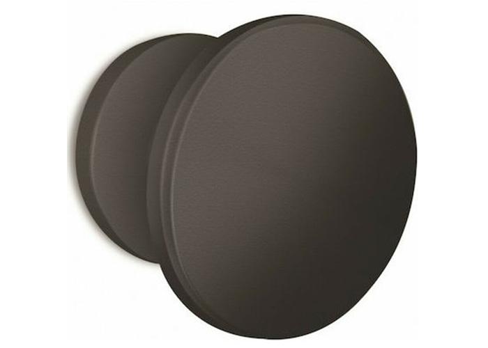 Μπουλ Εξώθυρας Convex – 1069P – Ματ Μαύρο