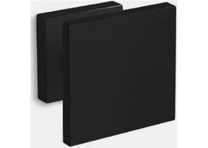 Μπουλ Εξώθυρας Convex – 1067P – Ματ Μαύρο